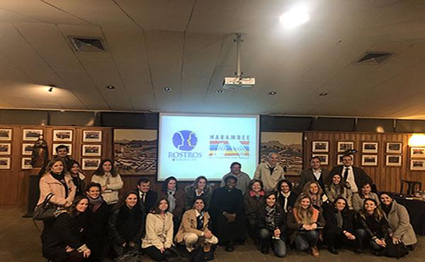 Opus Dei - El Rostro chileno de Harambee