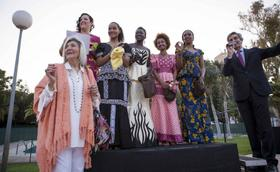 África está na moda em Valência