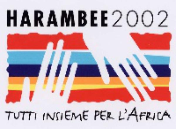 Harambee 2002 takes its first steps