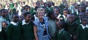 Harambee praznuje 10. obletnico projektov v Afriki