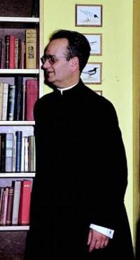 El servent de Déu, Dr. José María Hernández Garnica.