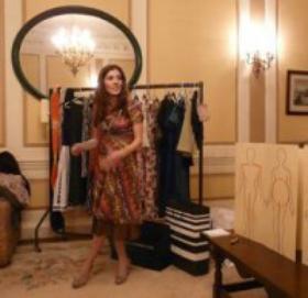 Å kle seg som en dame