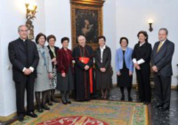 El cardenal Rouco abre la causa de canonización de un matrimonio del Opus Dei
