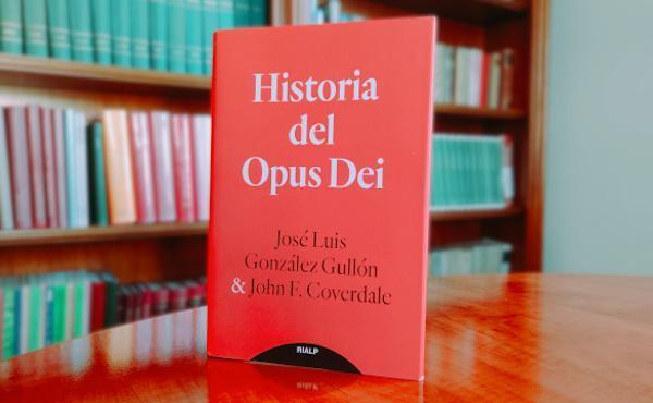 Nowa książka o historii Opus Dei