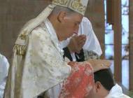 Homilía en la ordenación sacerdotal de tres miembros de la Prelatura