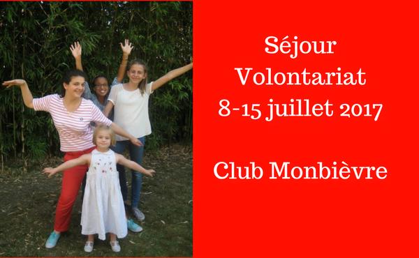 Opus Dei - Séjour volontariat avec le club Monbièvre