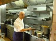 Guillaume trouve Dieu dans les cuisines…