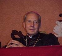Mons. Javier Echevarría.
