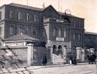 Hospital de la Princesa, lugar al que acudía regularmente San Josemaría