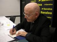 Pe. Francisco Faus no lançamento