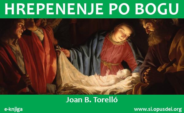 "Opus Dei - E-knjiga: ""Hrepenenje po Bogu"""