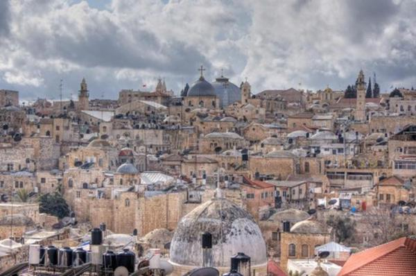 Gerusalemme: il Calvario
