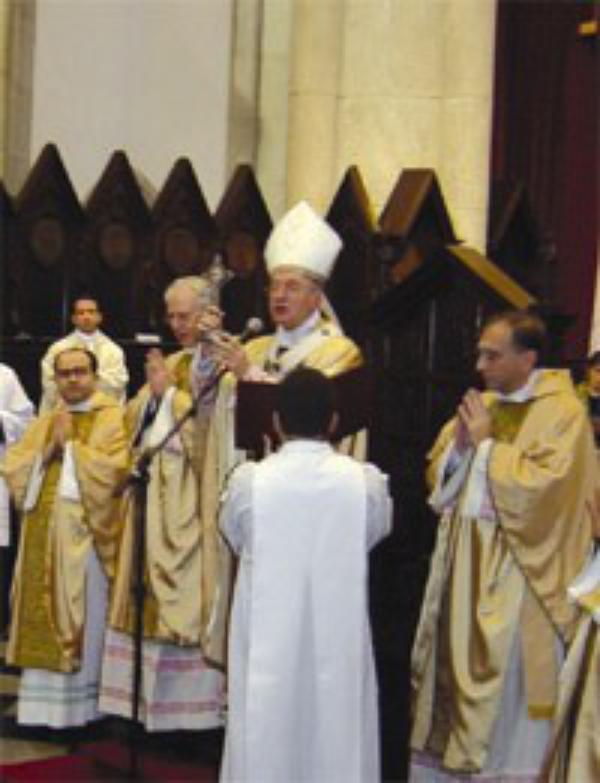 São Josemaría intercede pela Arquidiocese de São Paulo