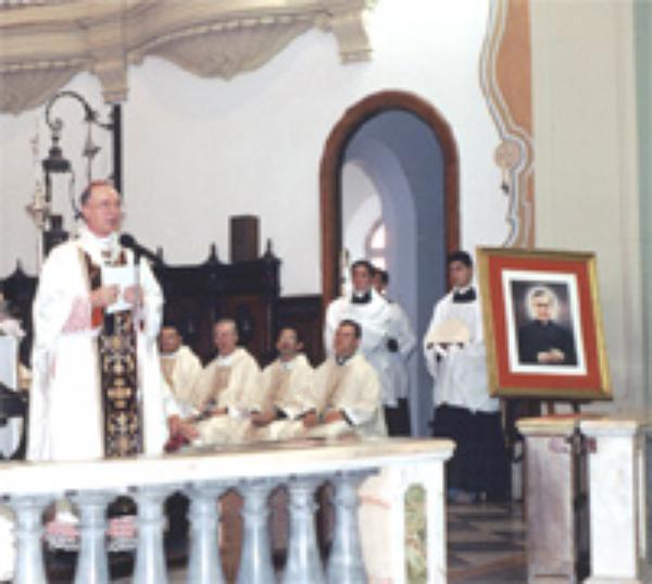 """""""Tenho a esperança que da família do Opus Dei surjam muitos santos"""""""