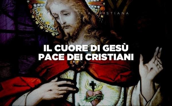 Opus Dei - Audio di vita cristiana: Il cuore di Gesù, meditazione di san Josemaría in italiano