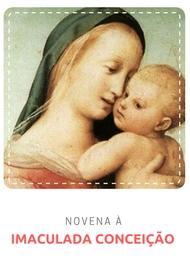 Novena à Imaculada Conceição