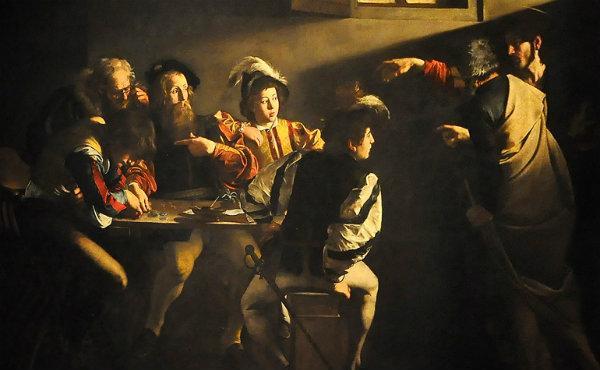 """""""Quem, eu?"""": de S. Mateus ao Papa Francisco, através de Caravaggio (c/ vídeo)"""