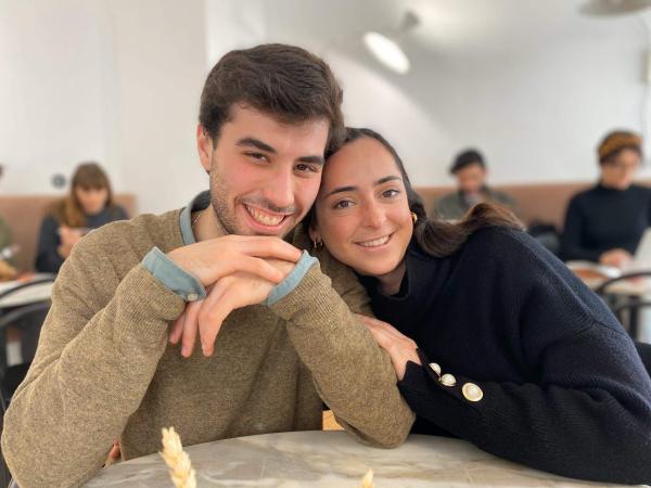 """""""De Lisboa a Roma, pedir a S. Josemaria pelo meu futuro marido"""""""