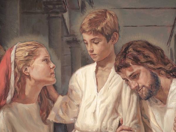 Opus Dei - Rukous pyhälle Joosefille