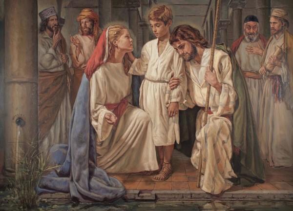 Pyhän Joosefin surut ja ilot