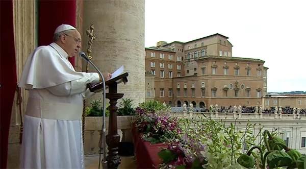 Opus Dei - Paasboodschap Paus Franciscus: Nederigheid is ware kracht!