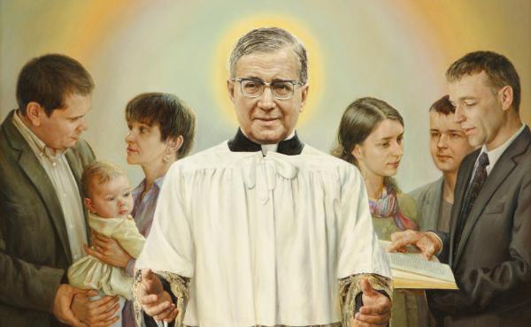 Opus Dei - En direct de la fête de saint Josémaria : messe pour les personnes décédées pendant la pandémie