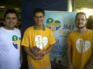 Mais de 400 voluntários universitários já se cadastraram para o voluntariado da JMJ