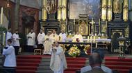 Slavnostní mše k výročí úmrtí zakladatele Opus Dei, sv. Josemaríi Escrivá de Balaguer