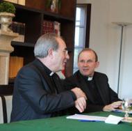 """Mons. Asenjo propón """"un sacerdote máis próximo aos homes e a Deus"""""""