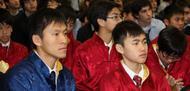 O Colexio Tak Sun visita Vigo