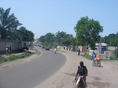 Neighborhood near Monkole