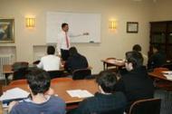 Escola de líderes no Colexio Maior La Estila
