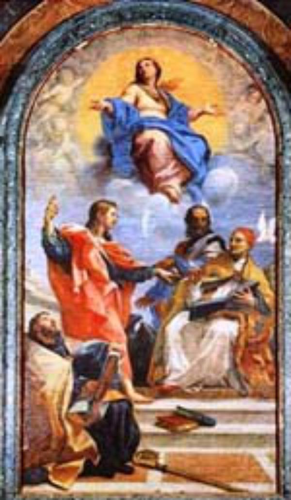 """El Papa pide a la Inmaculada Concepción """"paz y salvación para todas las gentes"""""""