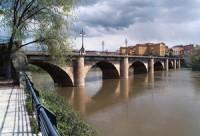 Imagine actuală a orașului Logroño