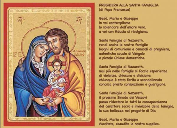 Beten wir für die kommende Synode