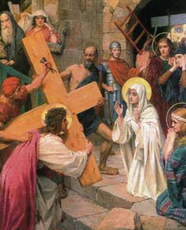 Les Douleurs de la Sainte Vierge