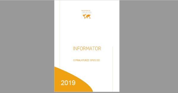 Opus Dei - Informator 2020