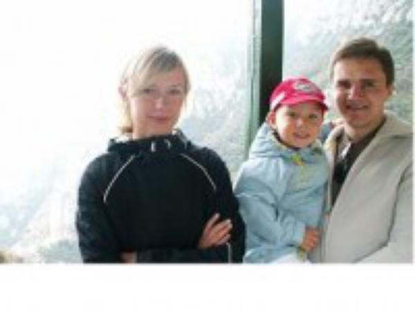 Inga, współpracowniczka Opus Dei z Litwy