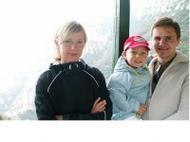 Inga, cooperadora del Opus Dei en Lituania