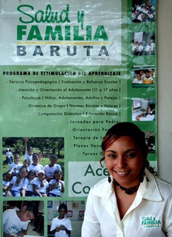 Santé et Famille, Venezuela