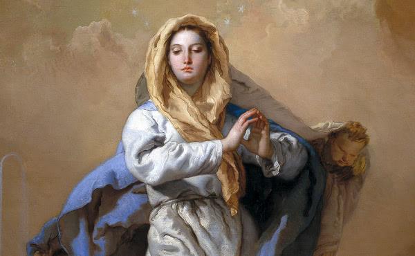 Opus Dei - Vida de María (I): la Inmaculada Concepción