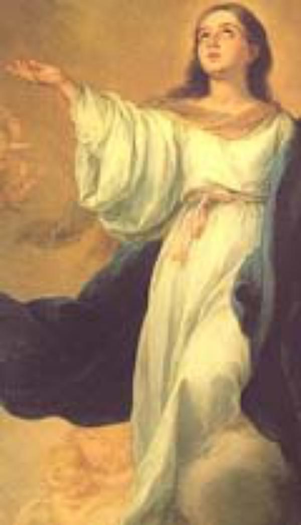 """Juan Pablo II: """"Celebremos con íntima alegría los 150 años del dogma de la Inmaculada Concepción"""""""