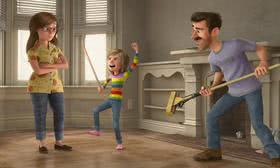 Crescere con i figli, dentro e fuori: Inside/Out