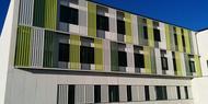 El nuevo colegio Izaga abre sus puertas para el inicio de curso