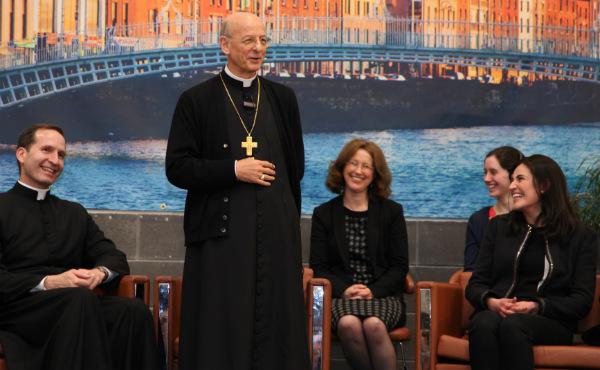 Opus Dei - Prałat w Irlandii