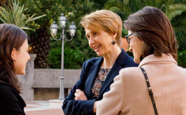 """Opus Dei - Isabel Sanchez: """" Le charisme reçu par Saint Josémaria est un trésor pour embellir le monde """""""