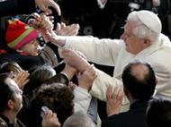 """Papež: """"Bůh nachází v našich selháních novou cestu ke své lásce."""""""