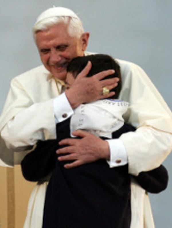 La Catechesi del Papa ai bambini della Prima Comunione
