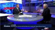 """Monseigneur  de Rochebrune : """"Notre monde souffre du manque de dialogue"""""""