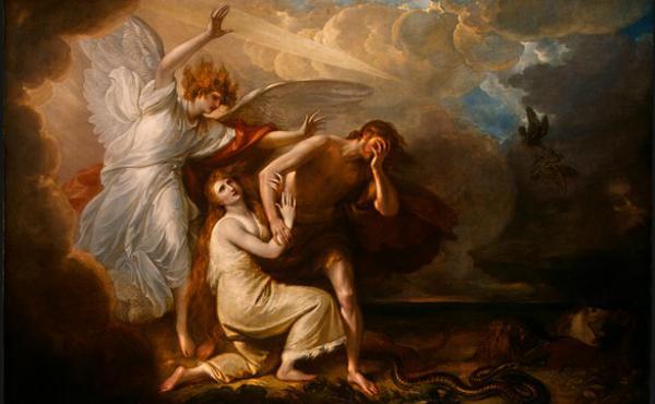 Opus Dei - TEMA 7. Nadnaravno povzdignjenje in izvirni greh